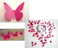 Top 20 Diy 3D Wall Art Butterflies | Wall Art Ideas