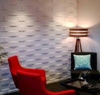 20+ 3D Wall Covering Panels | Wall Art Ideas