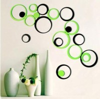 20 Collection of Circles 3D Wall Art   Wall Art Ideas