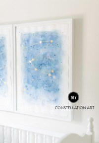 20 Inspirations Diy Abstract Wall Art