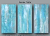 20+ Blue Canvas Abstract Wall Art | Wall Art Ideas