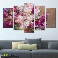 20+ Lilac Canvas Wall Art | Wall Art Ideas