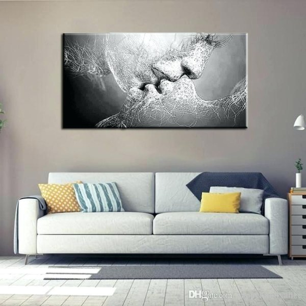 Inspirations Abstract Wall Art Living Room Ideas