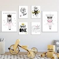 20 Inspirations Nursery Canvas Wall Art | Wall Art Ideas