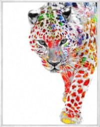 Rainbow Canvas Wall Art | Wall Art Ideas