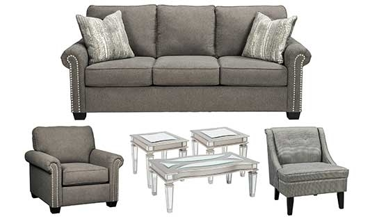 Two Piece Sectional Sofa Chaise