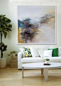 20 Inspirations Abstract Wall Art Living Room | Wall Art Ideas