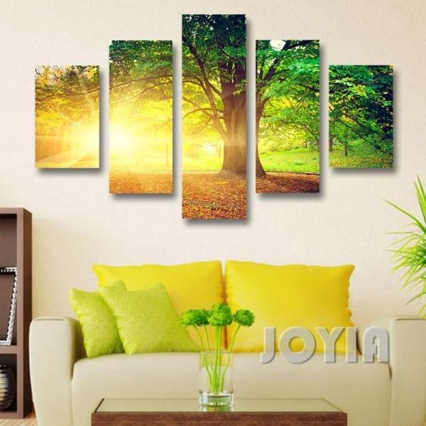 Abstract Wall Art Nature