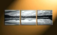 Wall Art: Landscape Canvas Wall Art (#13 of 20 Photos)