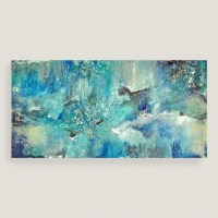 20 Best Collection of Duck Egg Blue Canvas Wall Art | Wall ...