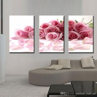 20+ Roses Canvas Wall Art | Wall Art Ideas