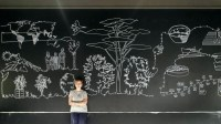 10+ Chalkboard Wall Art   Wall Art Ideas