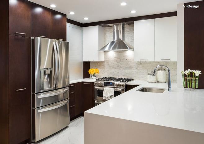 Open Kitchen Design Pictures