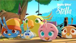 Download Angry Birds Stella PC,Laptop – Windows 7,8.1/Mac