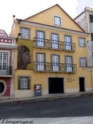 Lisbonne, la ville aux 7 collines - Musée Amalia Rodrigues