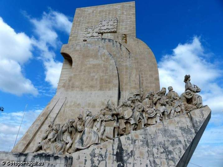 Visitar Lisboa: Monumento das Descobertas