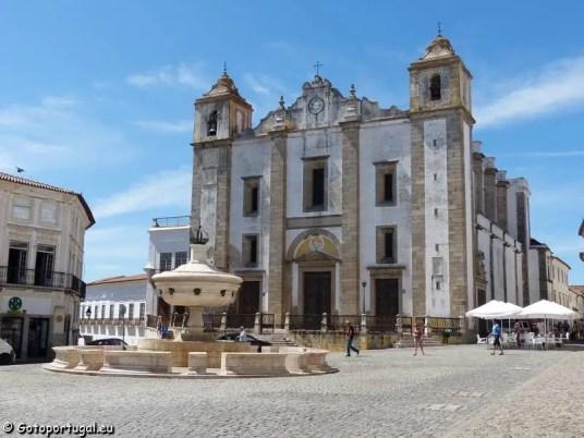 visitar Évora