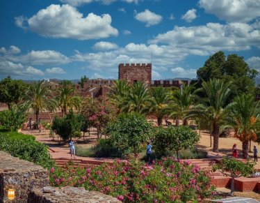 Castelo de Silves - Algarve 7