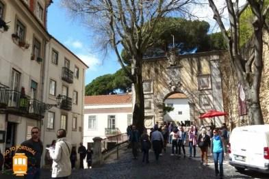 Arco do Castelo Sao Jorge