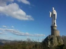 Estátua de S. Bento