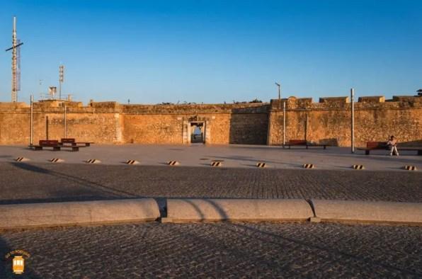 Fortaleza de Santa Catarina - Portimao - Algarve