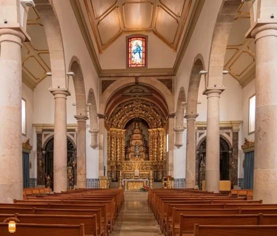 Igreja de Nossa Senhora da Conceicao - Portimao - Algarve 1