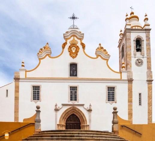 Igreja de Nossa Senhora da Conceicao - Portimao - Algarve 4