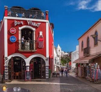 Centro historico - Lagos - Algarve - Portugal