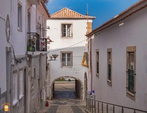 Porta de Sao Goncalo - Lagos - Algarve - Portugal