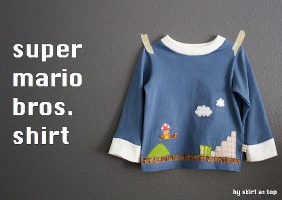 Super Mario Bros. Shirt