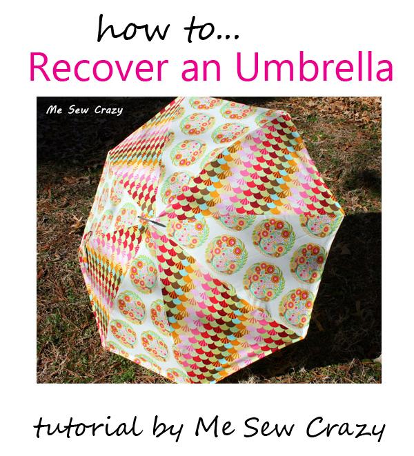 umbrella recover