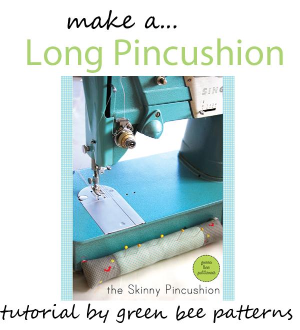 long pincushion