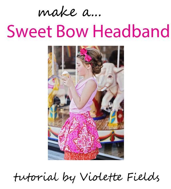 sweet bow