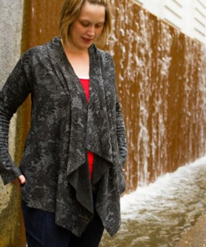 Infinity Sweater pattern by Circus Wear