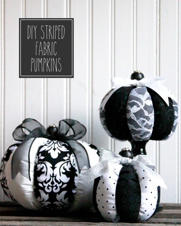 DIY-Striped-Fabric-Halloween-Pumpkins