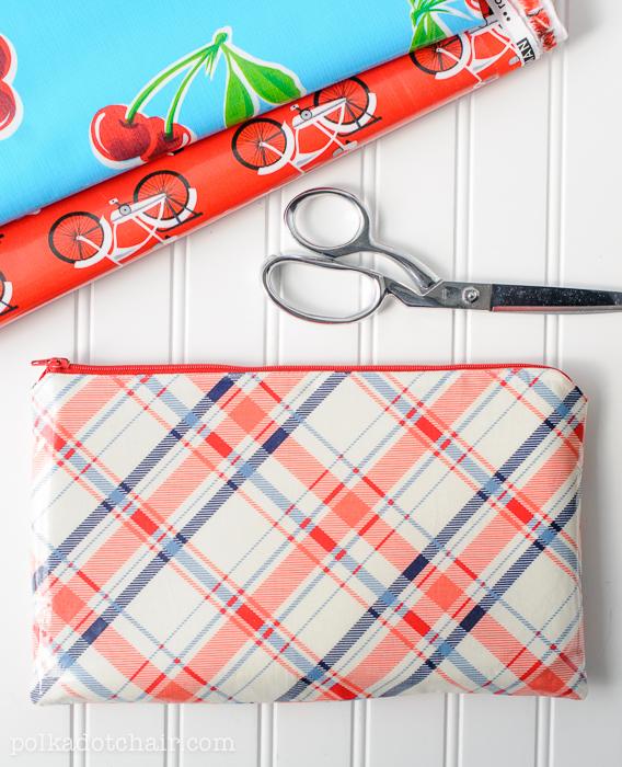 laminate fabric sewing