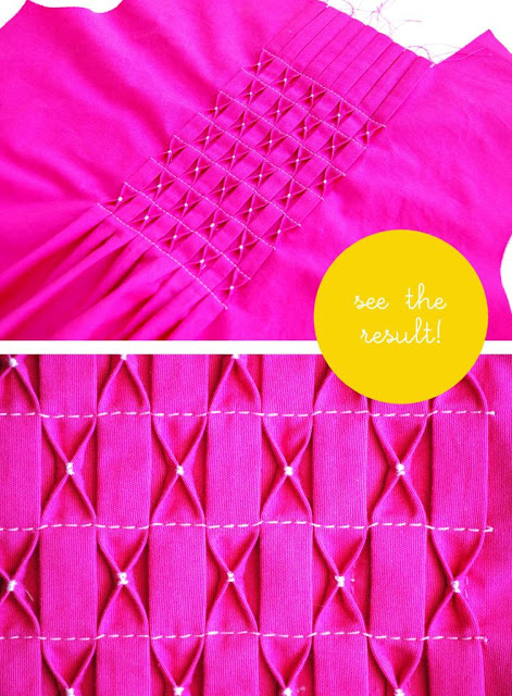 """Want to create a """"wow"""" factor on your next garment?Add depth and interest with this 3D Pleating tutorial featured on Project Run and Play. - Sewtorial"""
