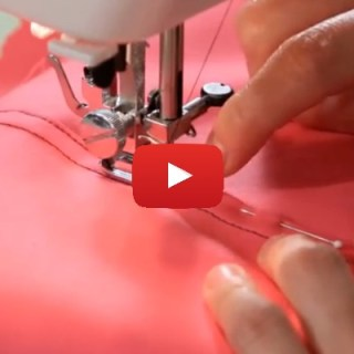 Learn how to create flat felled seams with this video tutorial by UTS Fashion. - Sewtorial