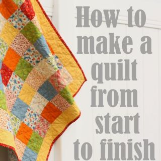 Learn how to quilt with this amazing quilting library resource from Diary of a Quilter - Sewtorial