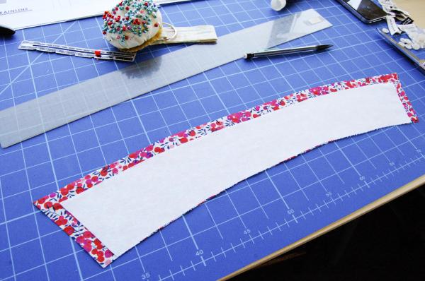 sewing a shirt collar with Sewaholic - Sewtorial