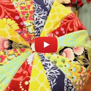 Follow this video tutorial by National Sewing Circle and learn the quick and easy way to stuff a pillow. -Sewtorial
