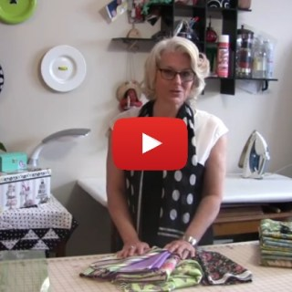 Is your fabric stash overflowing? In this tutorial, Sew Very Easy shares tips on how to fold fabric neatly and efficiently. -Sewtorial