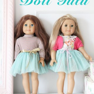Every doll needs a tutu. In this tutorial, Girl Inspired shows how simple it is to make an adorable doll tutu that your little one will love. - Sewtorial