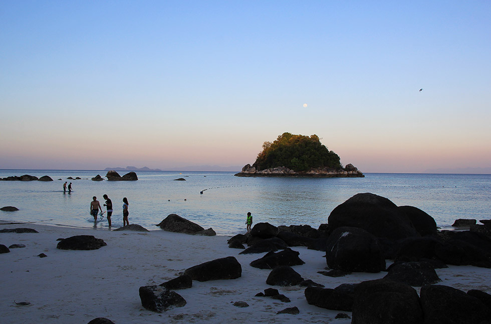 Twilight at Koh Lipe
