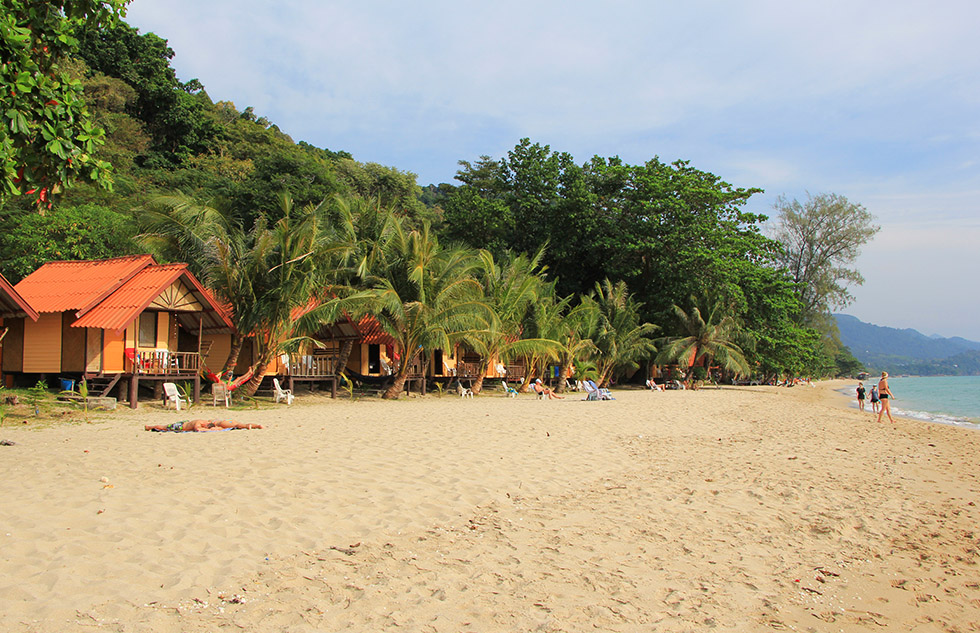 White Sand Beach Resort on Koh Chang