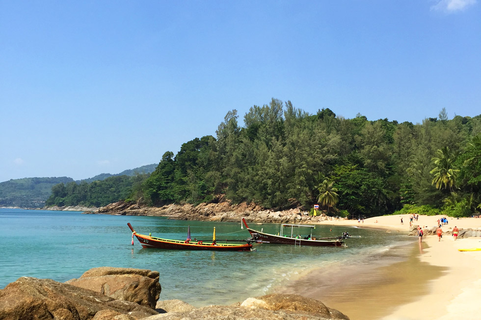 Banana Beach in Phuket