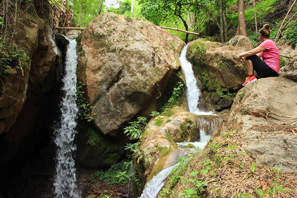Hua Chang Waterfall in Pai