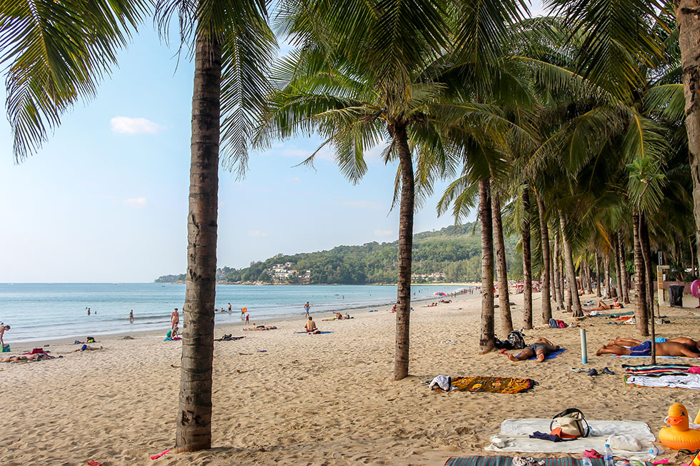 Kamala Beach on Phuket