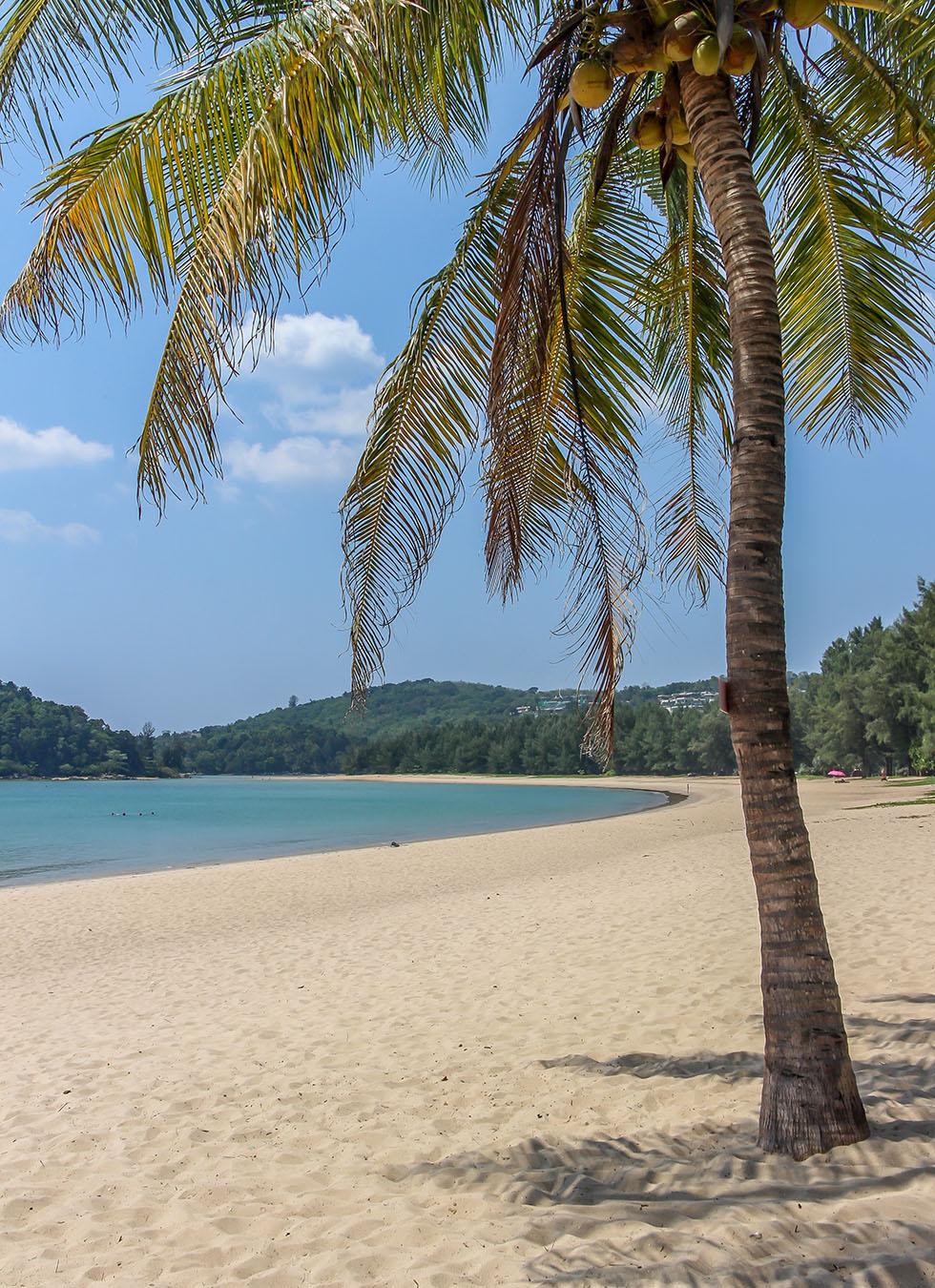 Layan Beach in Phuket