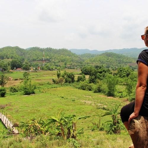 Mae Hong Son in Northern Thailand